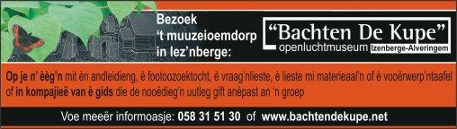 Recente West-Vlaamse opschriften en mededelingen 100117081744440055265437