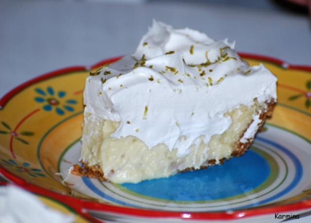 Key lime pie 100118040155871295268967