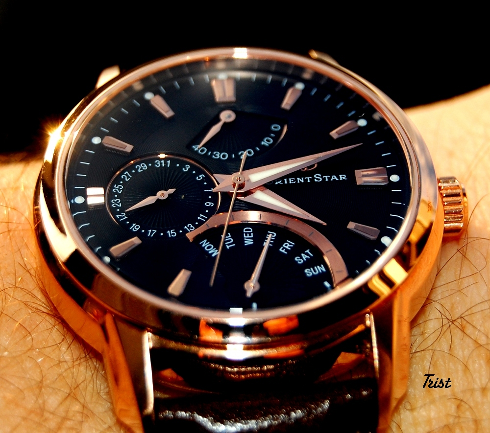 and review ratings for Tissot Tradition Perpetual Calendar Rose Gold ...