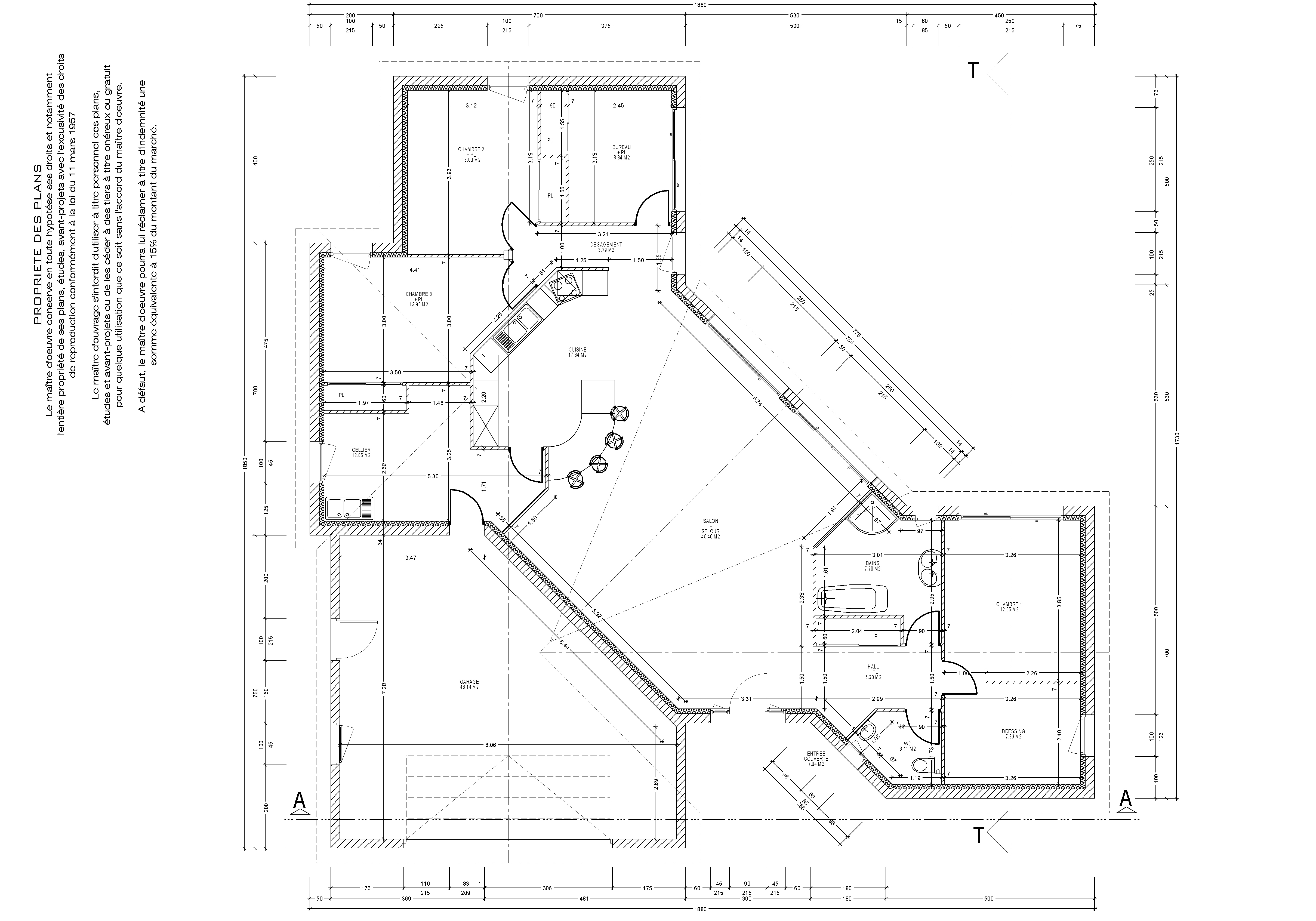 Latest awesome echerche plan de maison en v env m messages for Plans de maisons gratuits