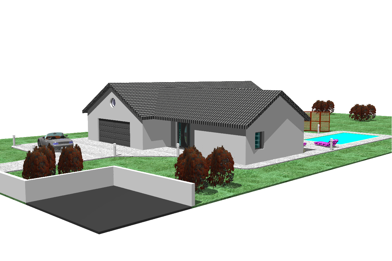 recherche plan de maison en v env 100m2 33 messages. Black Bedroom Furniture Sets. Home Design Ideas