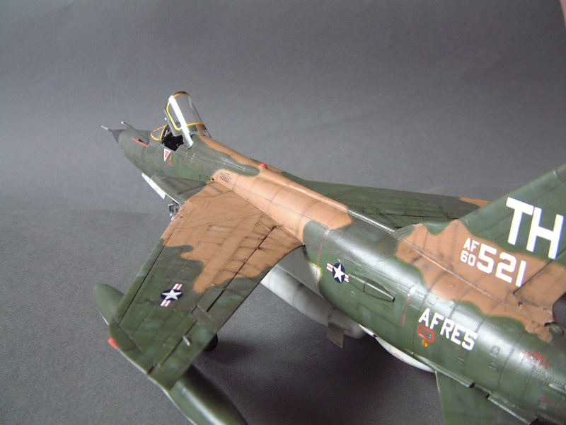 [HobbyBoss] F-105D Thunderchief, 1/48e 100125021803476905314699