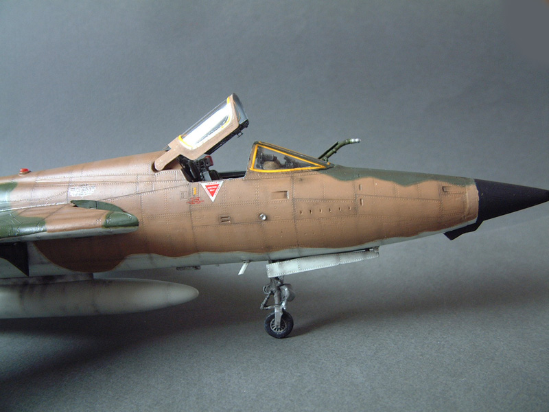 [HobbyBoss] F-105D Thunderchief, 1/48e 100125021931476905314709