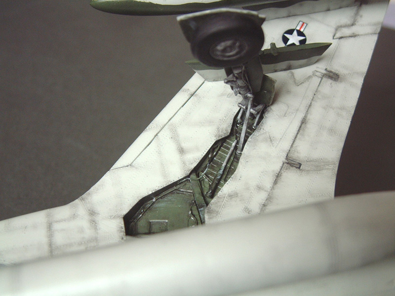 [HobbyBoss] F-105D Thunderchief, 1/48e 100125022027476905314715