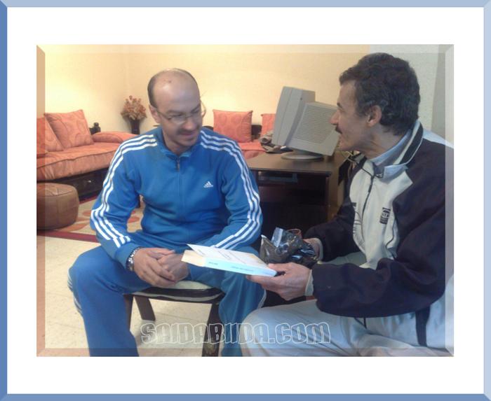 Alger:Remise du prix à Chafik par..................... 100128043111947035331414