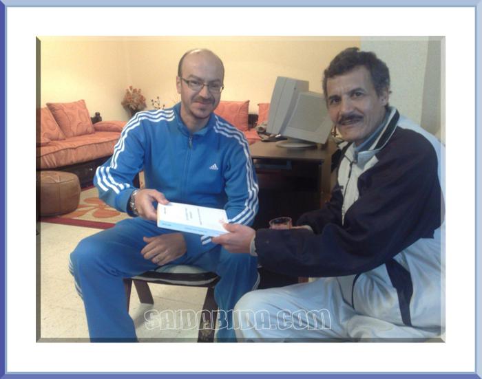 Alger:Remise du prix à Chafik par..................... 100128044318947035331479