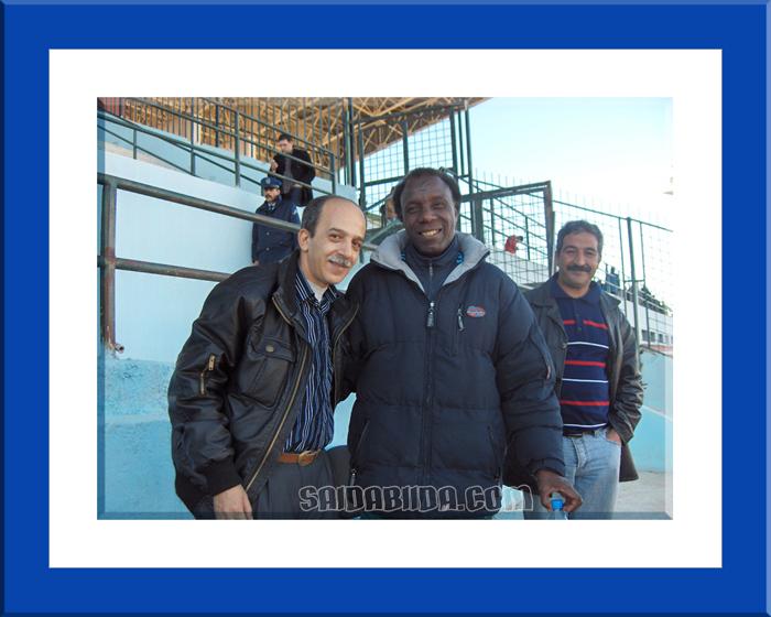Doc Sadek et Gabriel avec le M.C.S 100128111850947035333732