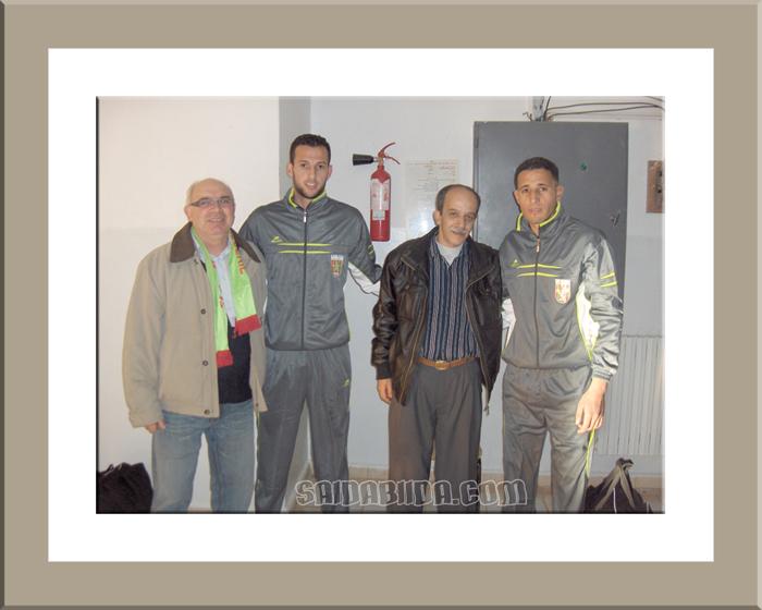 Doc Sadek et Gabriel avec le M.C.S 100128111853947035333735