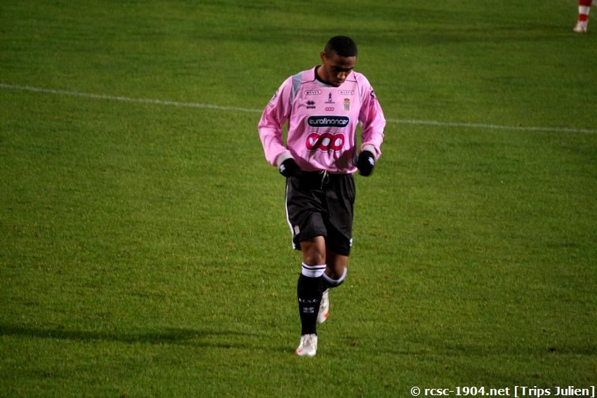 F.Couillet La Louvière - R.Charleroi.S.C. [2-2] [Photos][Amical] 100129010330965885334153