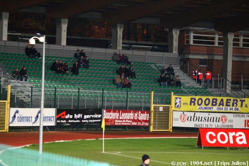F.Couillet La Louvière - R.Charleroi.S.C. [2-2] [Photos][Amical] 100129010413965885334156
