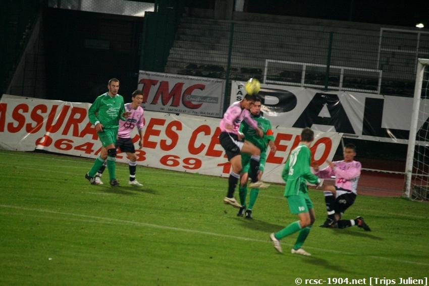 F.Couillet La Louvière - R.Charleroi.S.C. [2-2] [Photos][Amical] 100129010601965885334169
