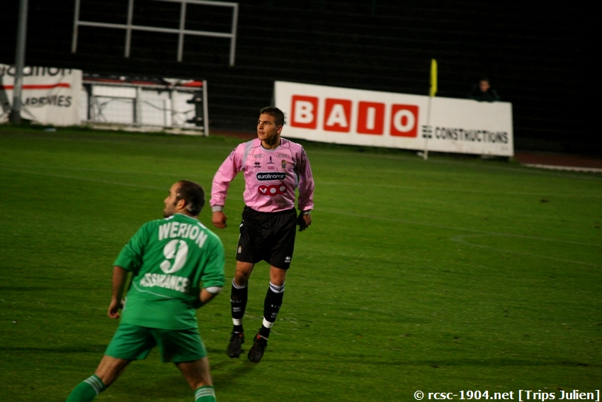 F.Couillet La Louvière - R.Charleroi.S.C. [2-2] [Photos][Amical] 100129010826965885334186