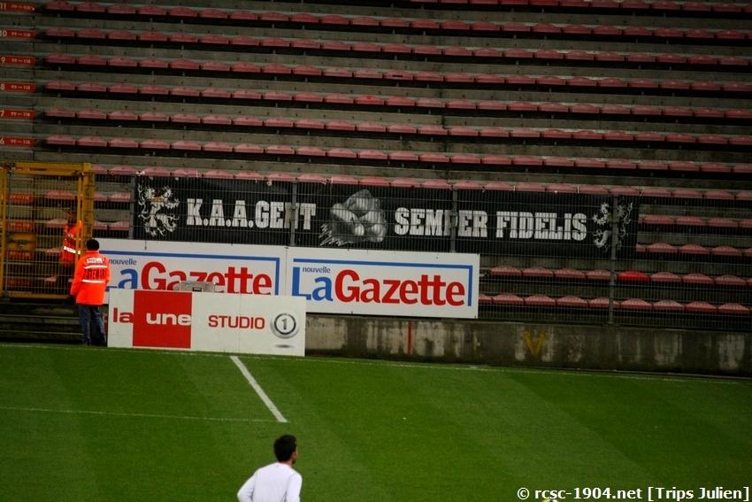 R.Charleroi.S.C. - K.A.A.Gent. [Photos] [0-2] 100129123900965885334031