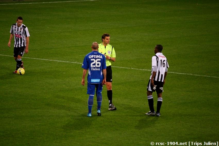 R.Charleroi.S.C. - K.A.A.Gent. [Photos] [0-2] 100129124817965885334085