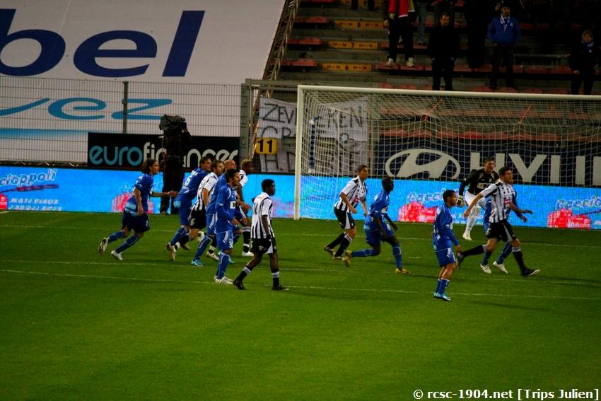 R.Charleroi.S.C. - K.A.A.Gent. [Photos] [0-2] 100129125048965885334096