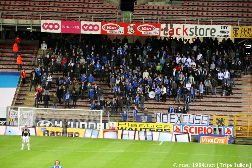 R.Charleroi.S.C. - K.A.A.Gent. [Photos] [0-2] 100129125359965885334110