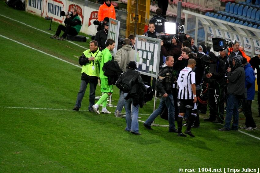 R.Charleroi.S.C. - K.A.A.Gent. [Photos] [0-2] 100129125643965885334127