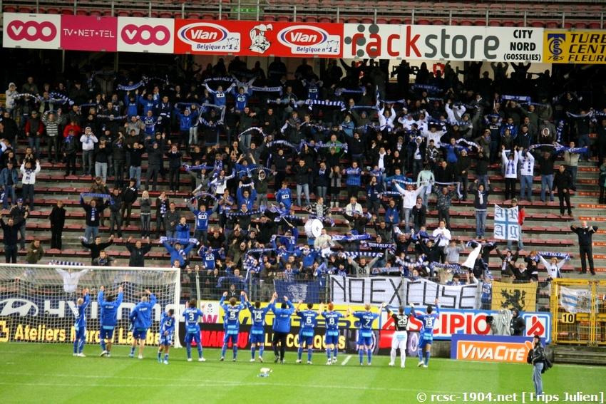 R.Charleroi.S.C. - K.A.A.Gent. [Photos] [0-2] 100129125710965885334129