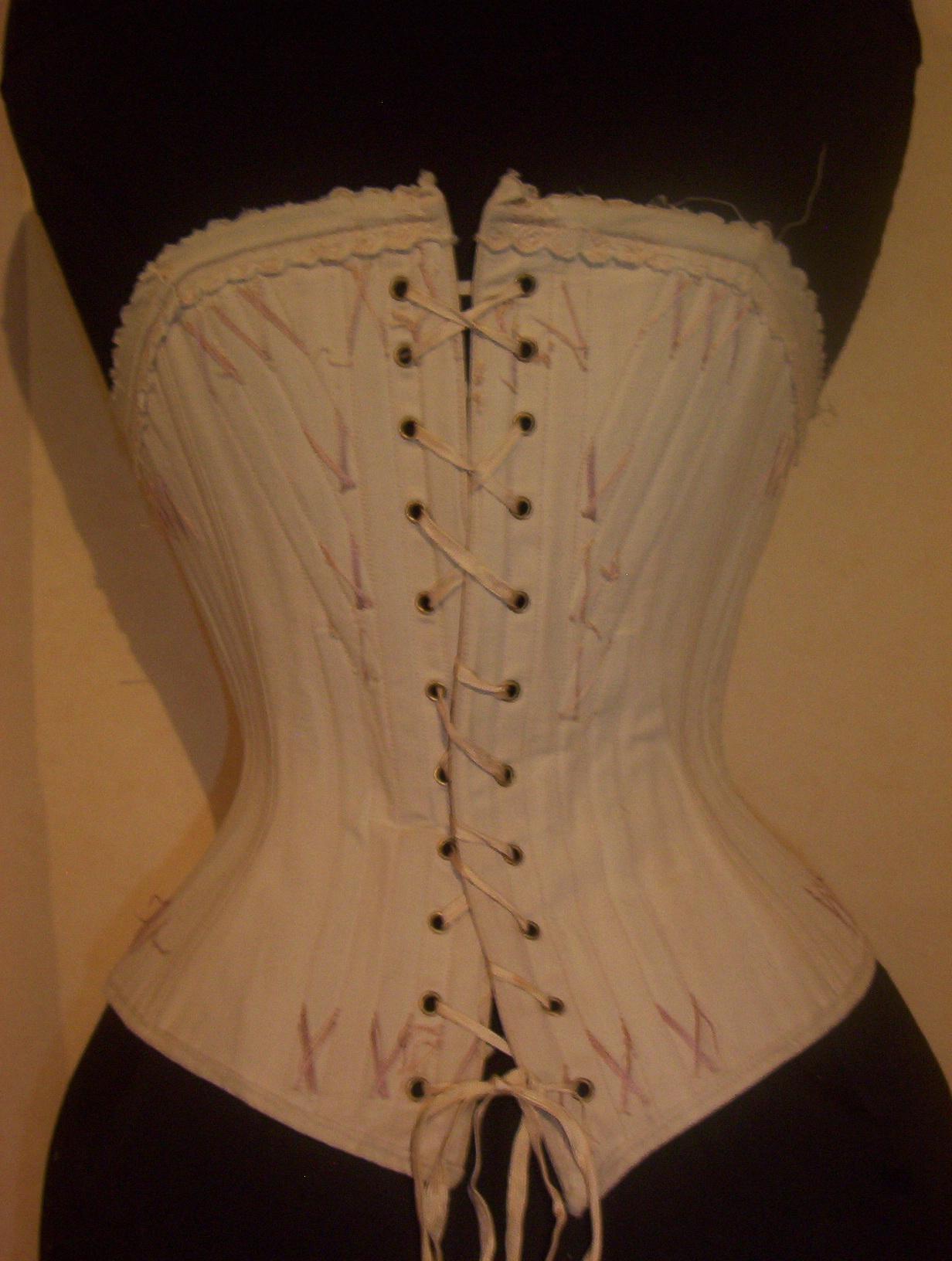 Antique corset for sale made offer corset ancien à vendre ...