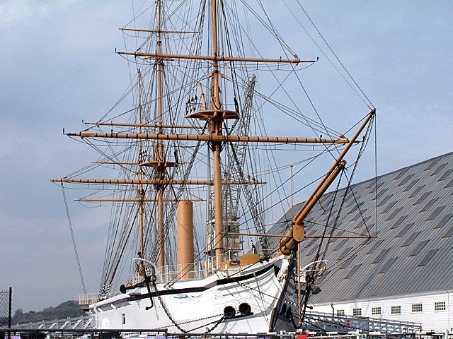 """Connaissez-vous """"the historic dockyard"""" ? 100201035236901225356537"""