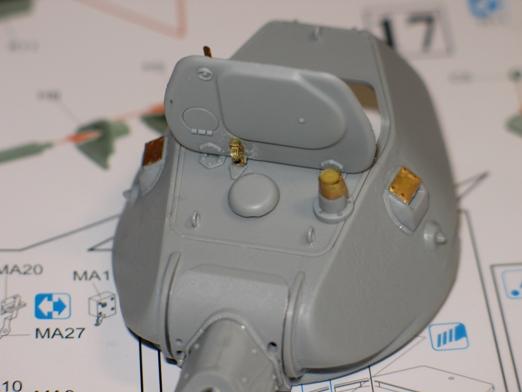 T34/76 Dragon 1/35 modèle 1941+pilotes zvesda 100202054413667015363540