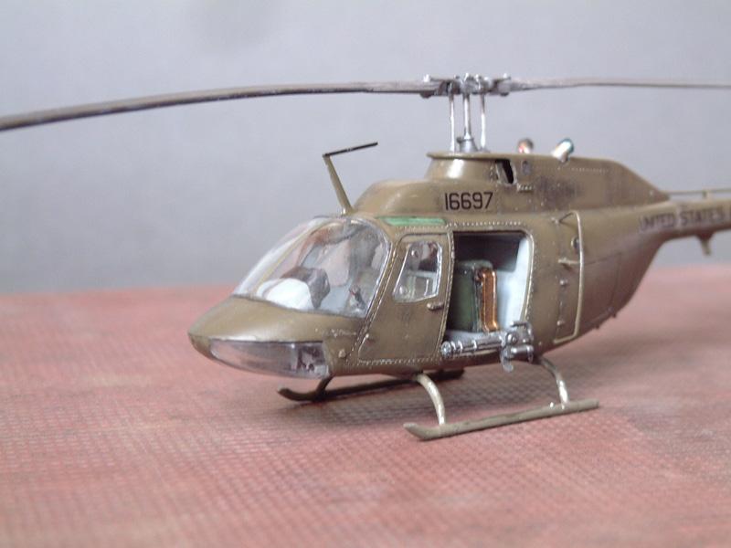 [Italeri] OH-58A Kiowa, 1/48e 100206031121476905385256
