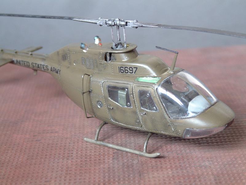 [Italeri] OH-58A Kiowa, 1/48e 100206031206476905385260
