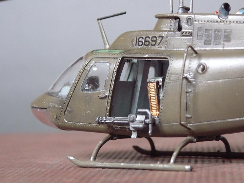 [Italeri] OH-58A Kiowa, 1/48e 100206031230476905385264