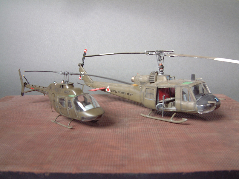[Italeri] OH-58A Kiowa, 1/48e 100206031253476905385266