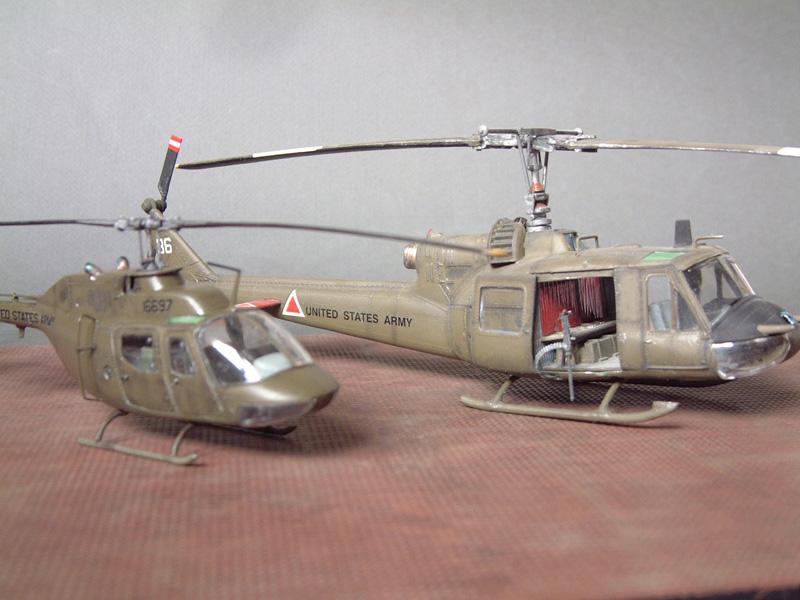 [Italeri] OH-58A Kiowa, 1/48e 100206031307476905385267