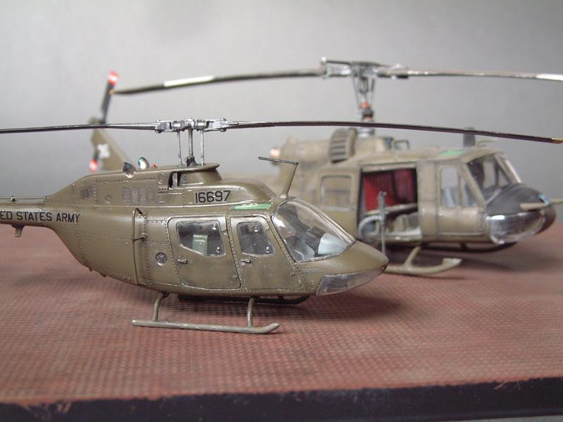 [Italeri] OH-58A Kiowa, 1/48e 100206031334476905385269