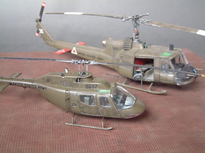 [Italeri] OH-58A Kiowa, 1/48e 100206031347476905385270