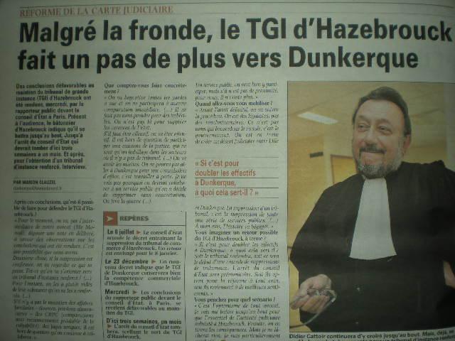 De rechtbank van Hazebroek wordt opgeheven 100208095927970735403220
