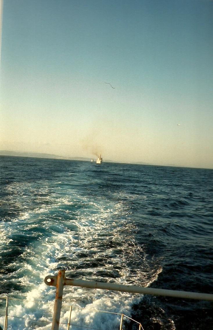 F913 - ESCADRE HOLLANDAISE - NEDERLANDS ESKADER 1988 100214085621937455441520