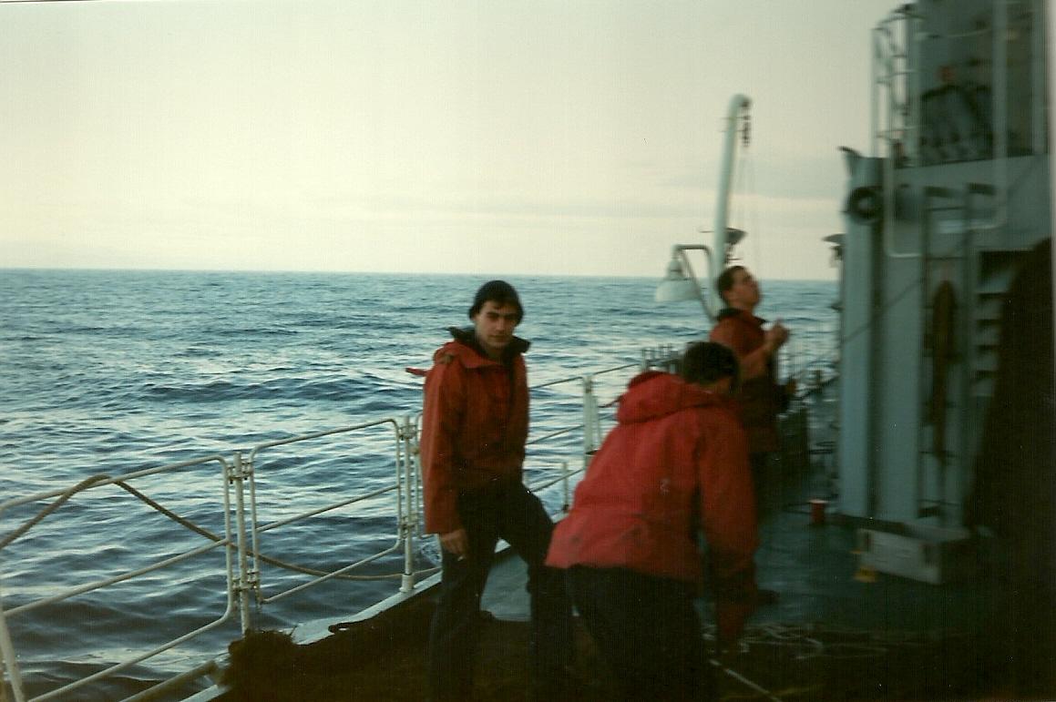 F913 - ESCADRE HOLLANDAISE - NEDERLANDS ESKADER 1988 100214085622937455441523