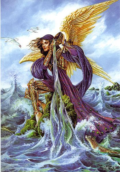 Fin de rituel dans Anges 100220013927803575481053