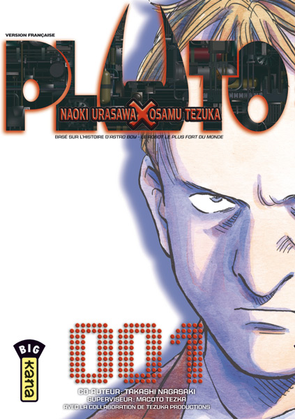Pluto d'Osamu Tezuka et Naoki Urasawa 100220103808735215480134