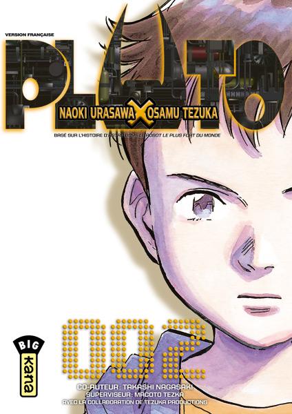 Pluto d'Osamu Tezuka et Naoki Urasawa 100220103845735215480135