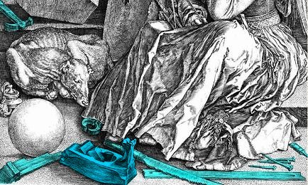 Melencolia I (Albrecht Dürer) 100222040134385005494899